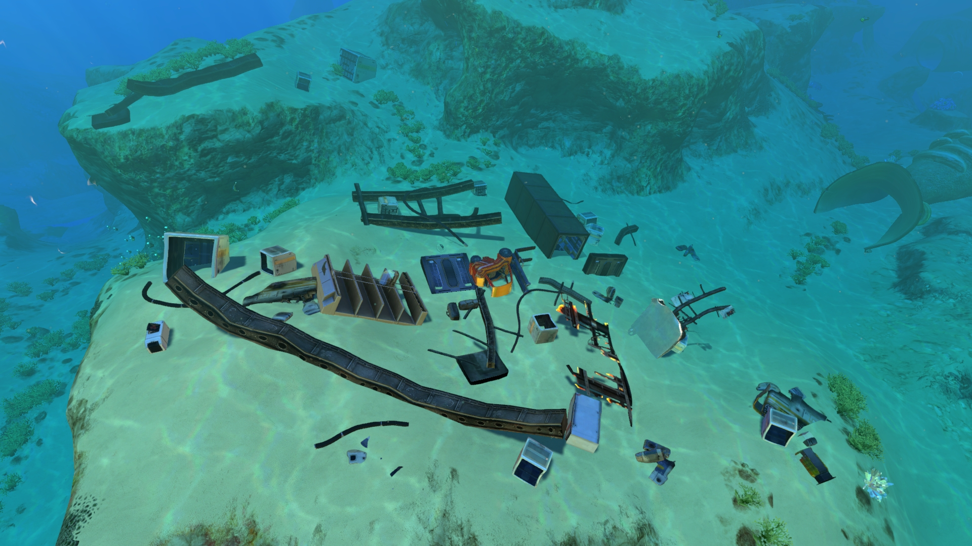 Wrecks Subnautica Wiki Fandom Powered By Wikia