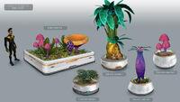 Planter Concept Art