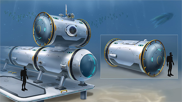 Seabases subnautica wiki fandom powered by wikia seabase concept malvernweather Image collections