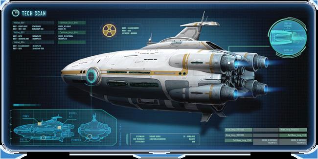 AuroraSpaceship