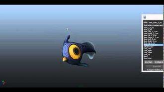 Aquabird fins 01