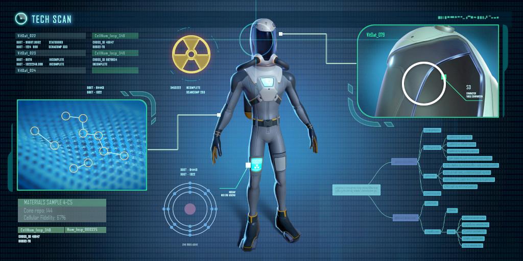 Radiation Suit   Subnautica Wiki   FANDOM powered by Wikia