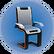 Chaise de commandement