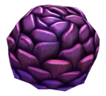 Purple Pinecone Flora