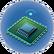 Scannerraum-Sichtfeld-Chip