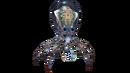 Tintenfischkrabbe