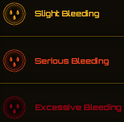 Bleeding Icons