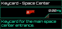 Keycard Space Center