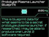 Plasma Launcher (Core)