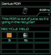 Genius PDA