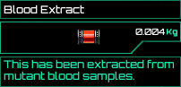 Blood Extract