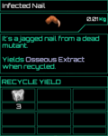 Infected Nail