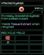 Infected Eyeball