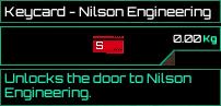 Keycard Nilson Engineering