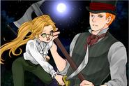 Vampire Hunter Page 3 Tricky and Jamie
