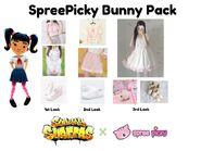 SpreePicky Bunny Pack
