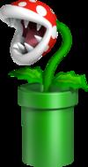 Piranha Plant - Mario Kart Wii
