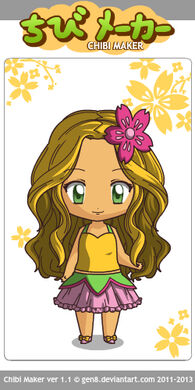 Chibi Pineapple Lily