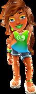 Kim - Subway Surfers Kart Wii