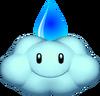 Rain Cloud - Mario Kart Wii