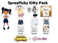 Spree Picky Kitty Pack