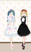 Cocreya Lolita BFFs