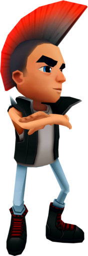Spike - Subway Surfers