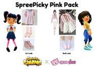 SpreePicky Pink Pack