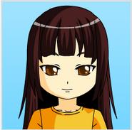 Anime Face Maker Mina