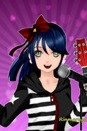 Anime Singer Coco