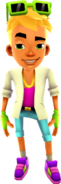 Nick Neon Outfit