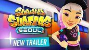 Subway Surfers World Tour 2019 - Seoul - Official Trailer