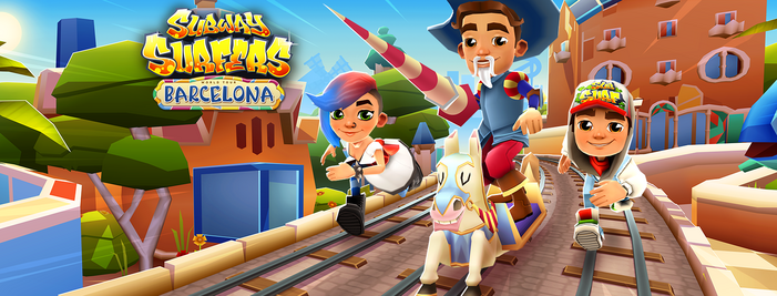 Subway Surfers Barcelona 2019