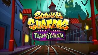 Subway Surfers World Tour – Transylvania