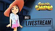 🔴 Live Stream Subway Surfers Gameplay Bali-0