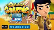 🔴 Subway Surfers Live in Dubai - We complete the Weekly Hunt
