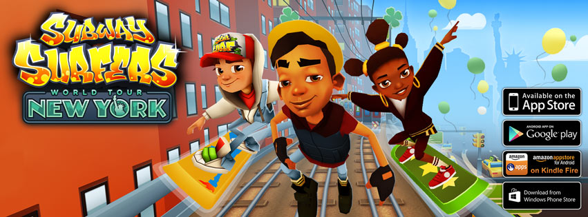 R subway surfers
