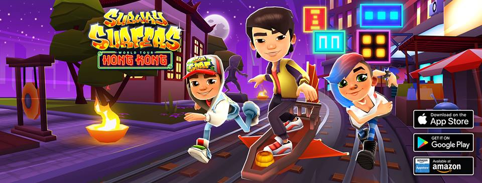 find subway surfers game