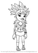 How-to-draw-Carmen-from-Subway-Surfers-step-0