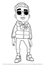 How-to-draw-Jamie-from-Subway-Surfers-step-0