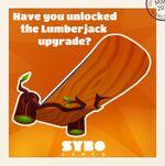 LumberjackUpgrade