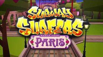 Subway Surfers World Tour 2020 - Paris (Official Trailer)