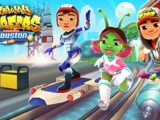 Subway Surfers World Tour: Houston