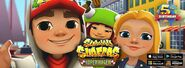 Subway Surfers Copenhagen Cover Photo