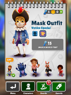 MaskOutfit