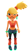 Tasha Gym Outfit