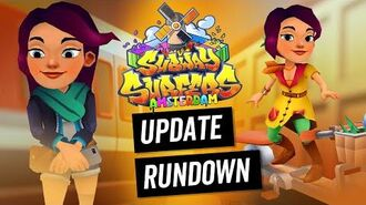 WHAT'S NEW? - Amsterdam Update Subway Surfers Update Rundown
