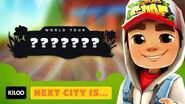 💡 Subway Surfers Zurich Teaser