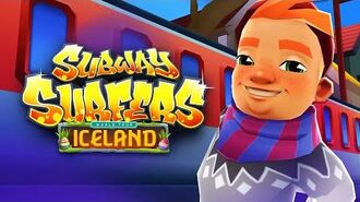 Subway Surfers World Tour 2020 - Iceland - Trailer