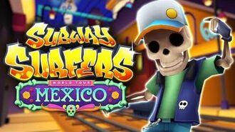 Subway Surfers World Tour Mexico Trailer